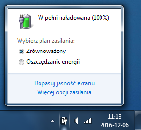 kalibracja baterii w laptopie intrukcja