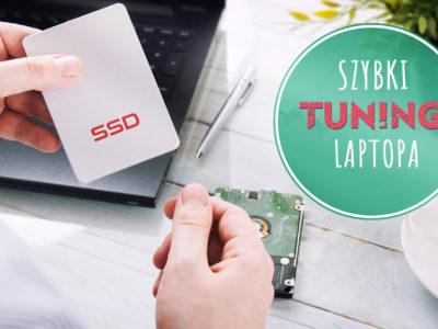 jak umieścić dodtkowy dysk w laptopie