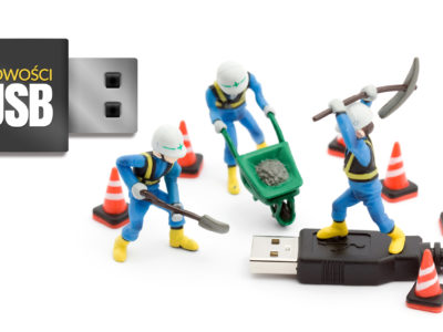 nowe rozwiązania USB