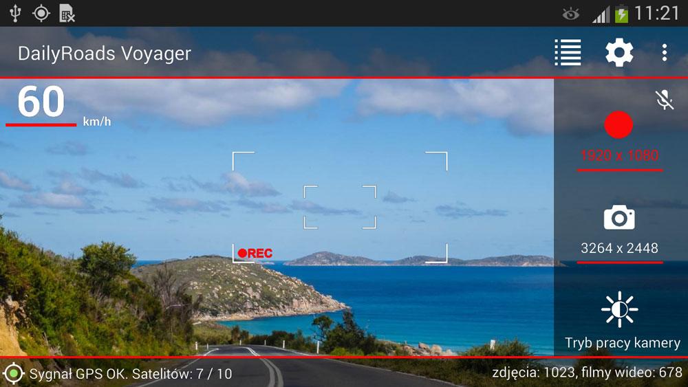 dailyroads-aplikacja-wideorejestrator