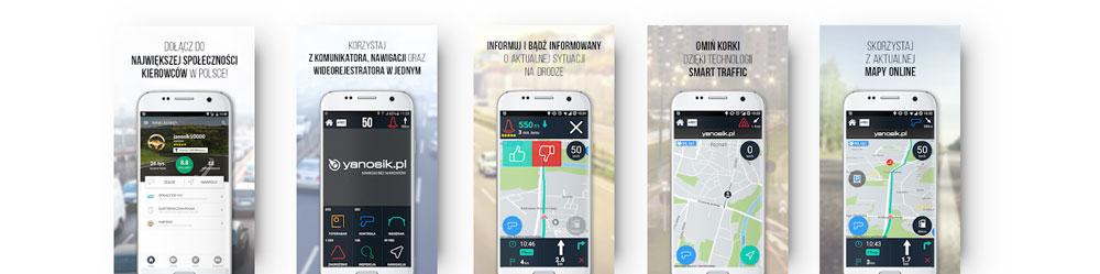 yanosik-aplikacja-wideorejestrator