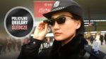 okulary szpiegujące w chińskiej policji