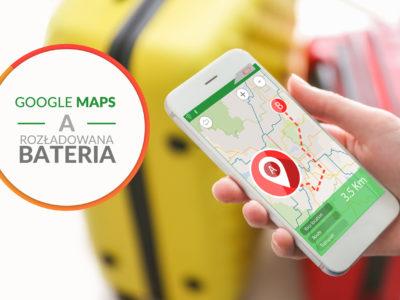 google maps telefon zdjęcie lokalizacja