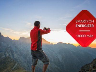 smartfon energizer