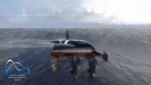Mayflower autonomiczny statek