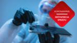 koronawirus kobieta czyści smartfon