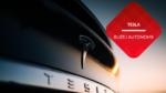 przenosnepl_tesla samochód zbliżenie logo