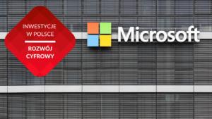 przenosnepl Microsoft siedziba w Polsce logo