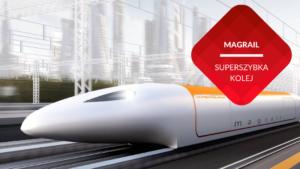 przenosnepl_magrail superszybka kolej pociąg na torze