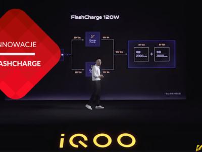 przenosnepl_mężczyzna na konferencji prasowej Chiny prezentuje technologię flash charge
