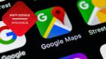 przenosnepl_mapy Google na monitorze smartfonu