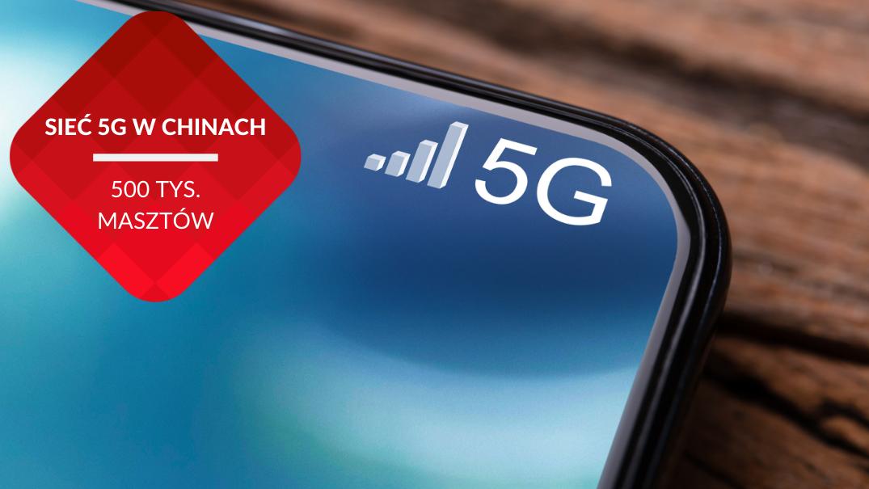 przenosnepl_smartfon wyświetla informacje o sieci 5g