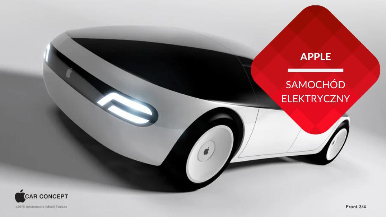 przenosnepl_samochod elektryczny apple prototyp