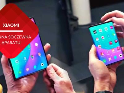 przenosnepl_xiaomi smartfon ze składanym ekranem i płynną soczewką