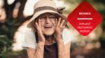 przenosnepl_stara kobieta w okularach i kapeluszu krzyczy i niedowidzi