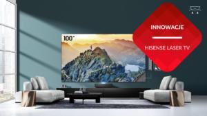 przenosnepl_hisense lasert tv wizualizacja nowoczesnym w salonie