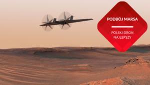 przenosnepl_polski dron marsjański wykonany przez Legendary Rover Team