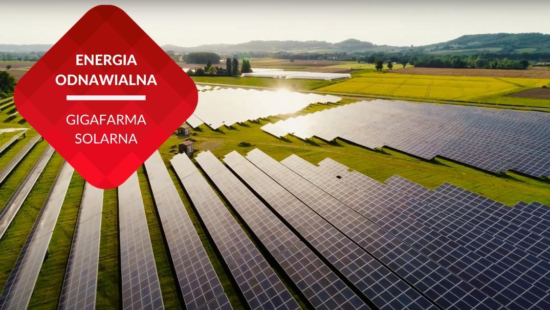 przenosnepl_wizualizacja gigantycznej farmy solarnej w Polsce